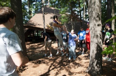 Team Building at Camp Onaway