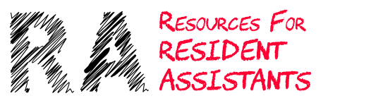Resources for Resident Assistants (RAs)