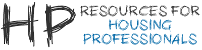 Resources for Housing Professionals (HP)