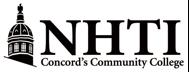 NHTI, Concord's Community College