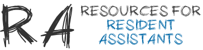 Resources for Resident Assistants (RA)