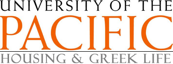 University of the Pacific, Housing & Greek Life